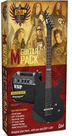 LTD BY ESP M-PACK BLKS