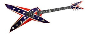 DEAN DIMEBAG DIXIE REBEL (DXR)