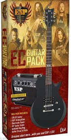 LTD BY ESP EC PACK BLKS